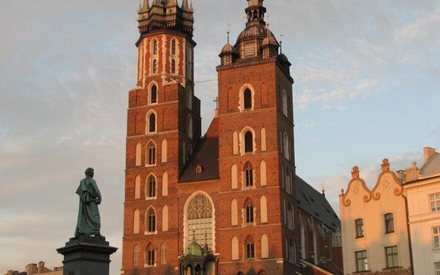 Kraków, fot. Ryszard Rotkiewicz
