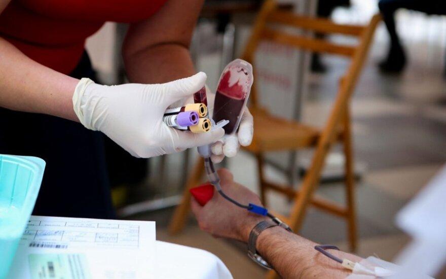 В Госдуме хотят запретить донорство крови для гомосексуалистов