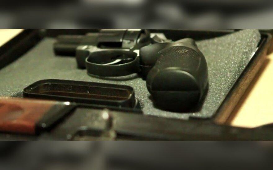 В Клайпеде во время пьянки был нечаянно убит человек