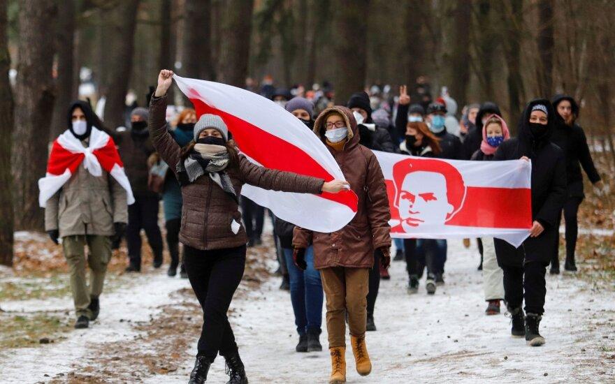 Сейм Литвы удостоил Премии свободы белорусскую оппозицию