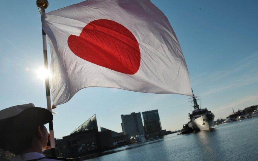 В Литву планируют прибыть японские военные
