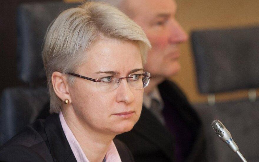 Сисас: Венцкене попросила в США политического убежища