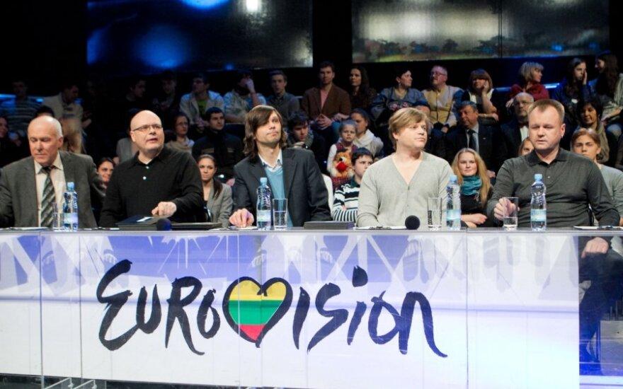 """Nacionalinės """"Eurovizijos"""" komisija"""