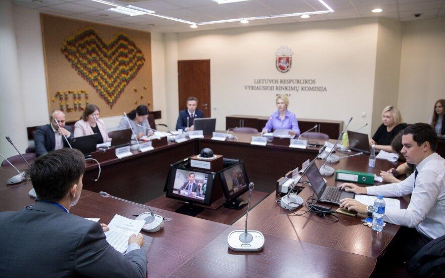 Главизбирком Литвы утвердил окончательные результаты выборов в 19 муниципалитетах