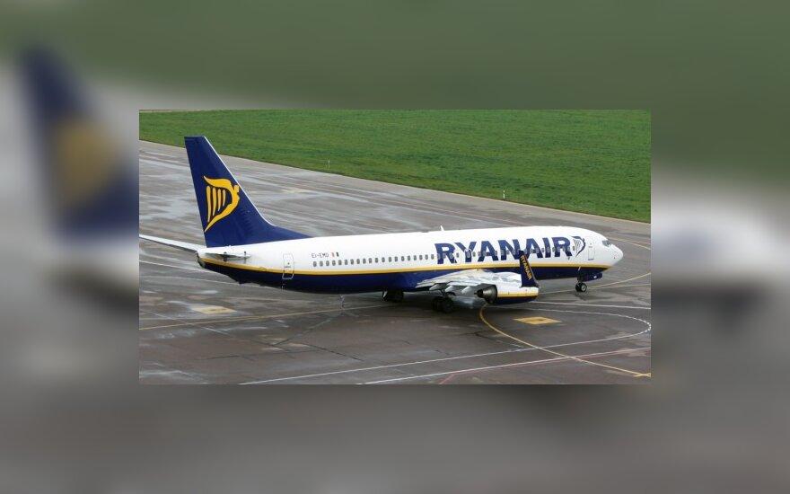 Ryanair поднимает плату за регистрацию на рейсы