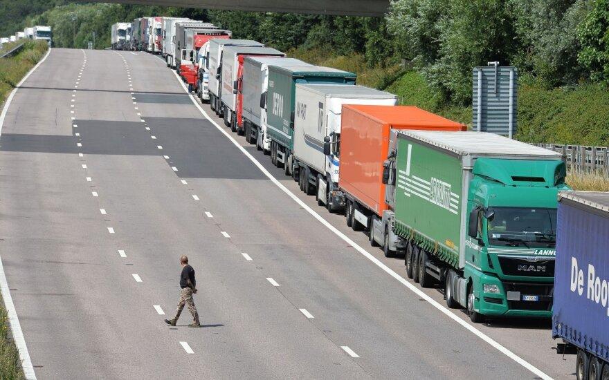 Linava: грузоперевозки через Беларусь стабилизировались