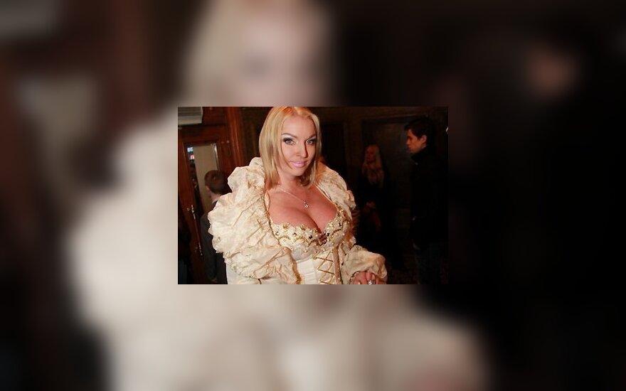 Волочкова впервые рассказала о своем любовнике-олигархе