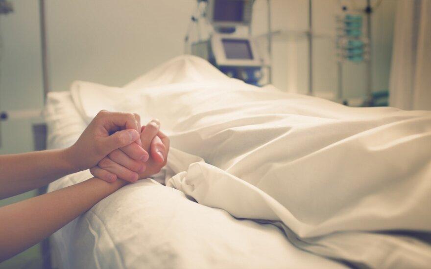 Новая статистика смертности в Литве: пугает не только количество жертв коронавируса