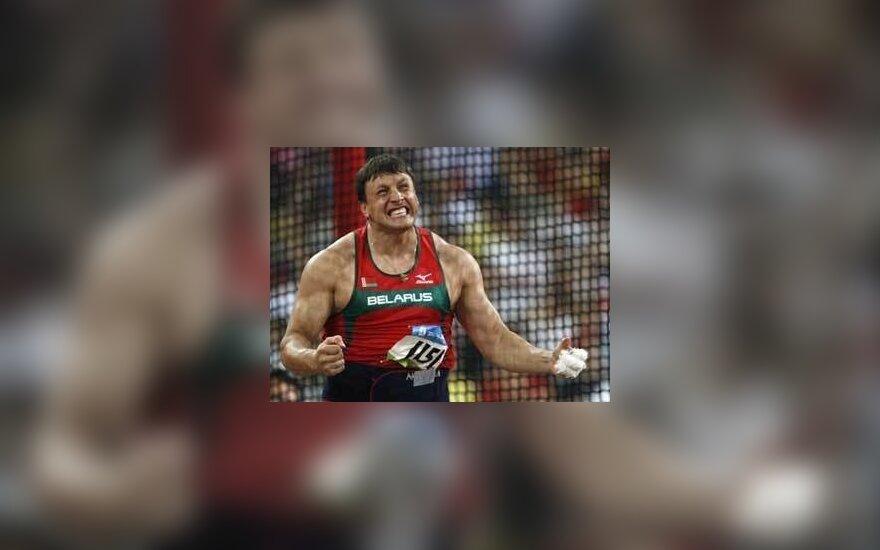 Белорусским атлетам вернут медали Пекина-2008