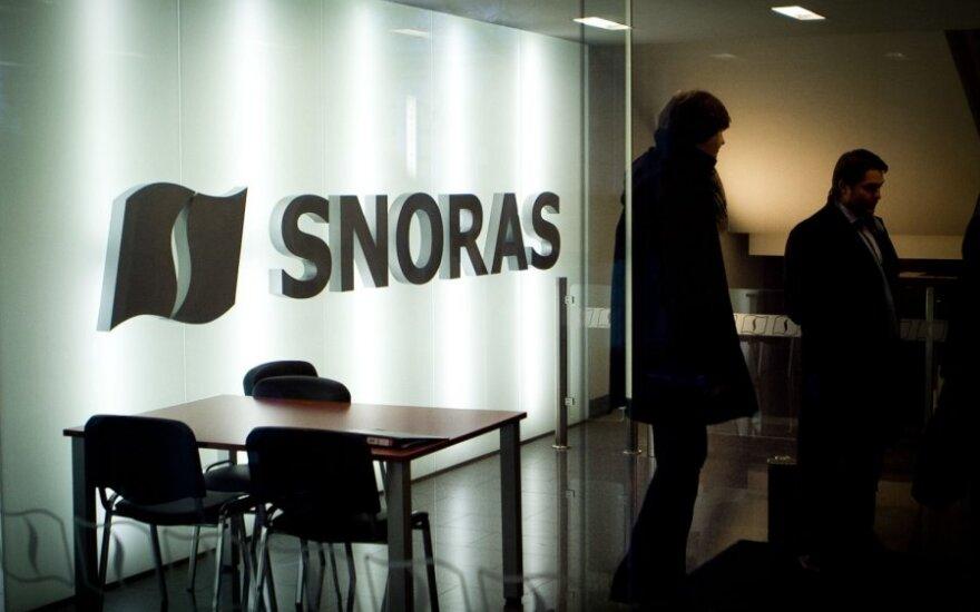 Часть кредиторов Snoras потребует возмещения ущерба