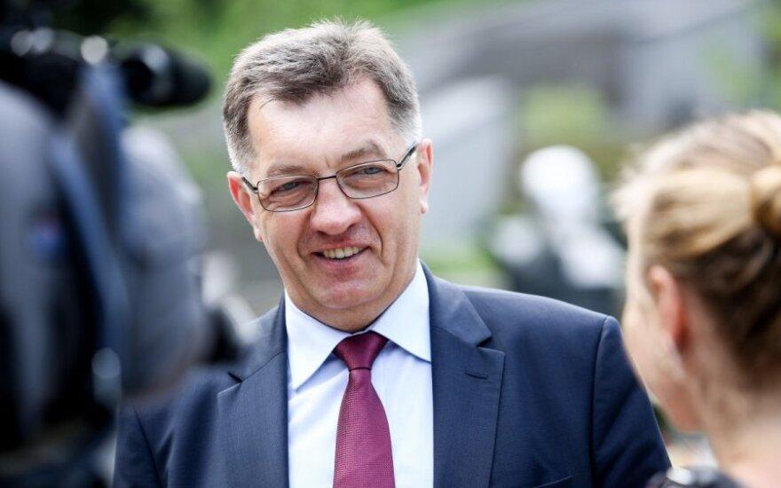 Butkevičius: Litwa jest wdzięczna Watykanowi za wsparcie w czasach okupacji sowieckiej