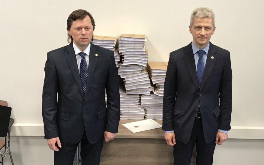 Прокуроры раскрыли крупномасштабную аферу: нелегальное горючее заливали по всей Литве