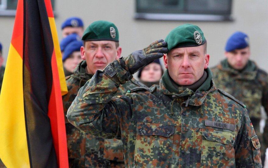 Против военных НАТО в Литве предпринята еще одна информационная атака
