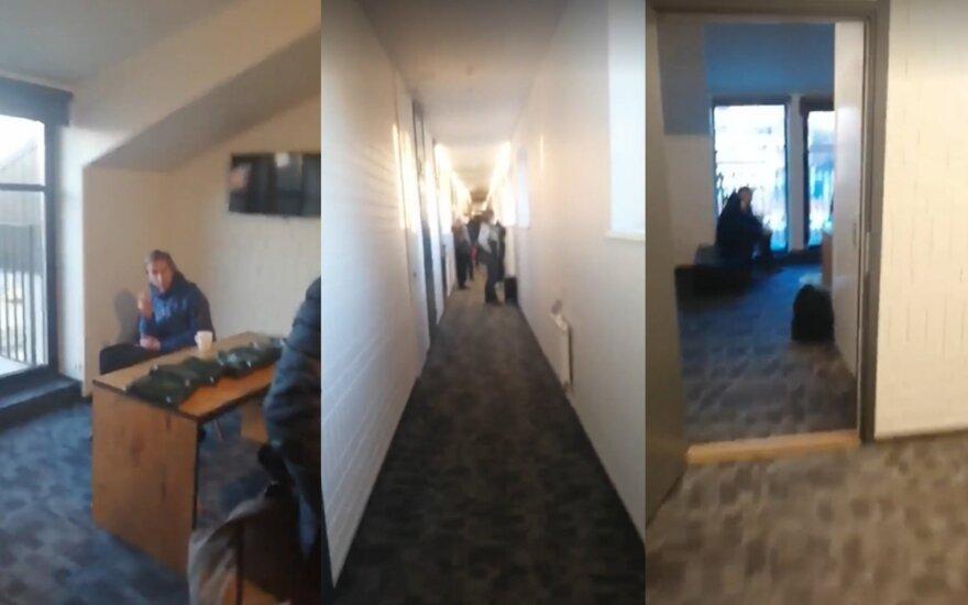 Закрытые в гостинице на карантин делятся впечатлениями