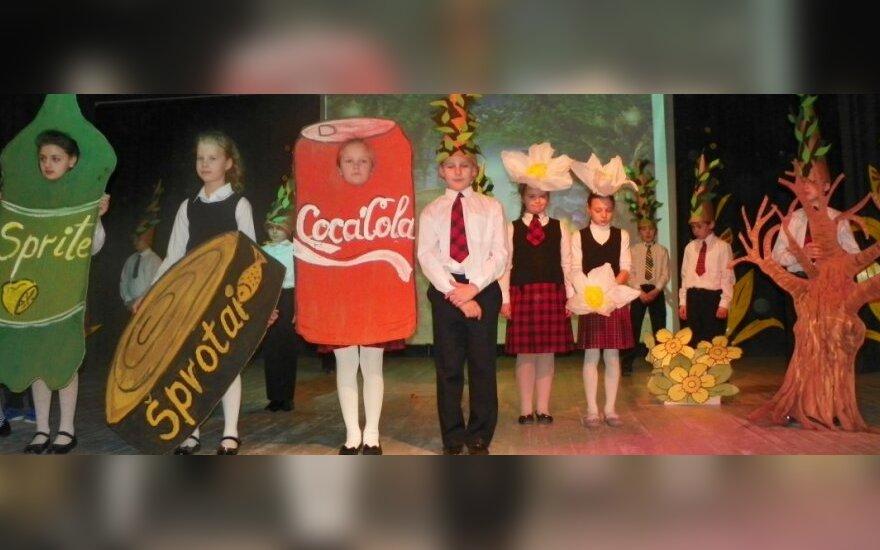 Święto Ziemi w Gimnazjum im. Ferdynanda Ruszczyca w Rudominie