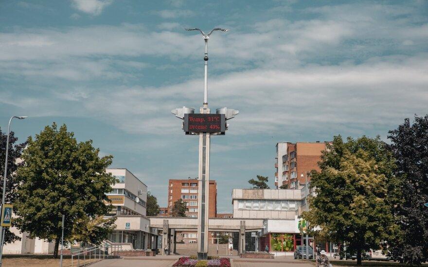 Переживающий постатомную эру Висагинас ожидает импульса от промышленности и туризма