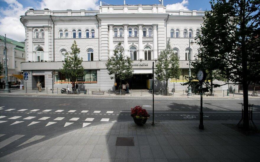 Подписан договор о приобретении вильнюсского центрального почтамта