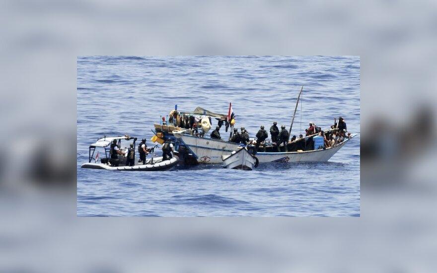 Спецназ Дании отбил захваченное пиратами судно