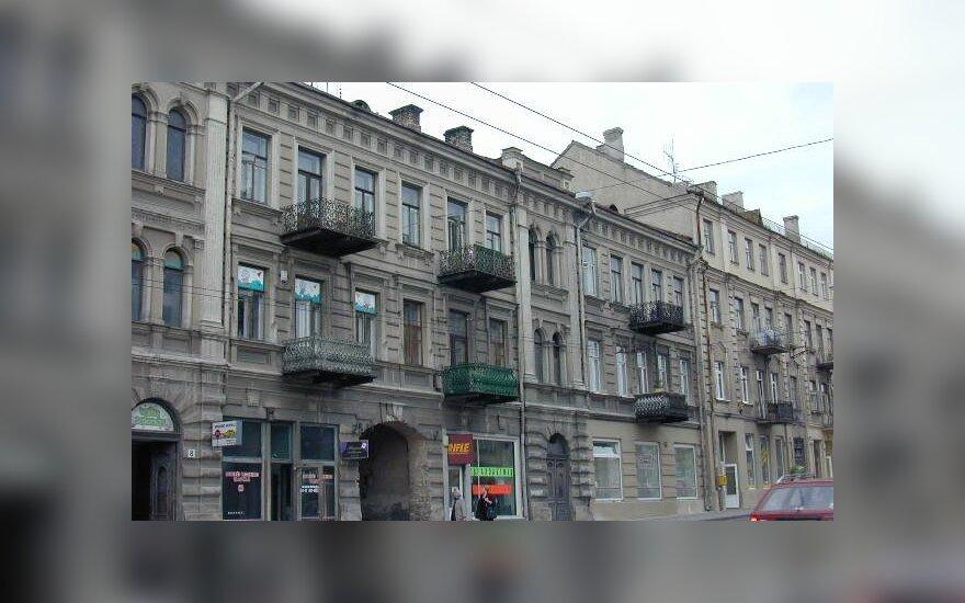 В Вильнюсе совершено нападение на ломбард