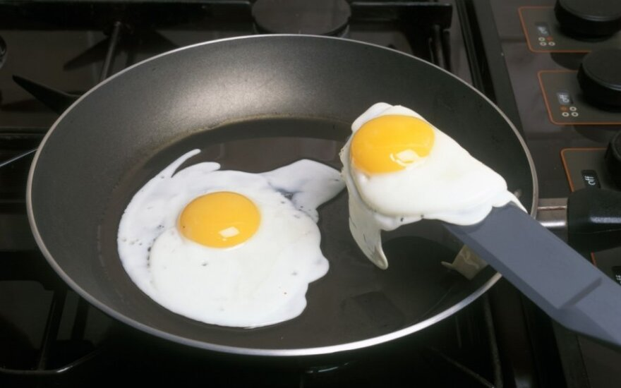 В продаже появились яйца без скорлупы