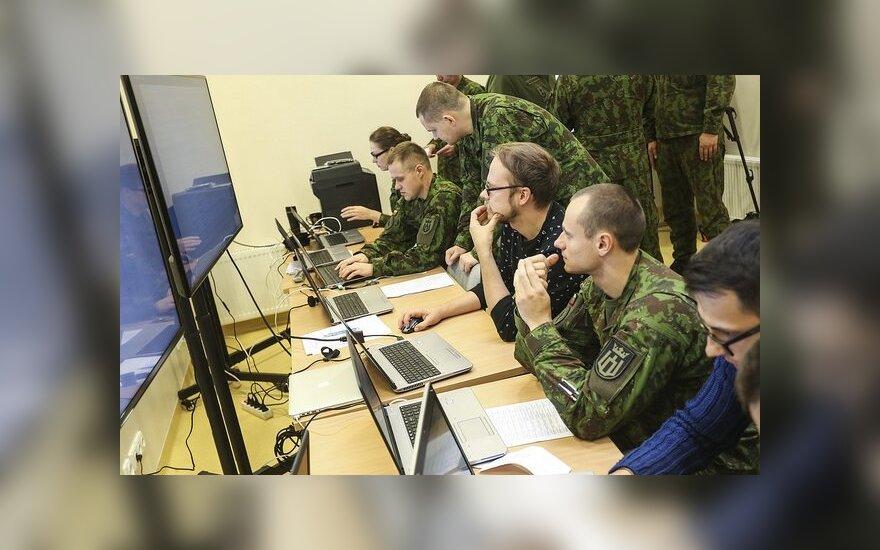 Литва и Украина подписали соглашение о сотрудничестве в области кибербезопасности