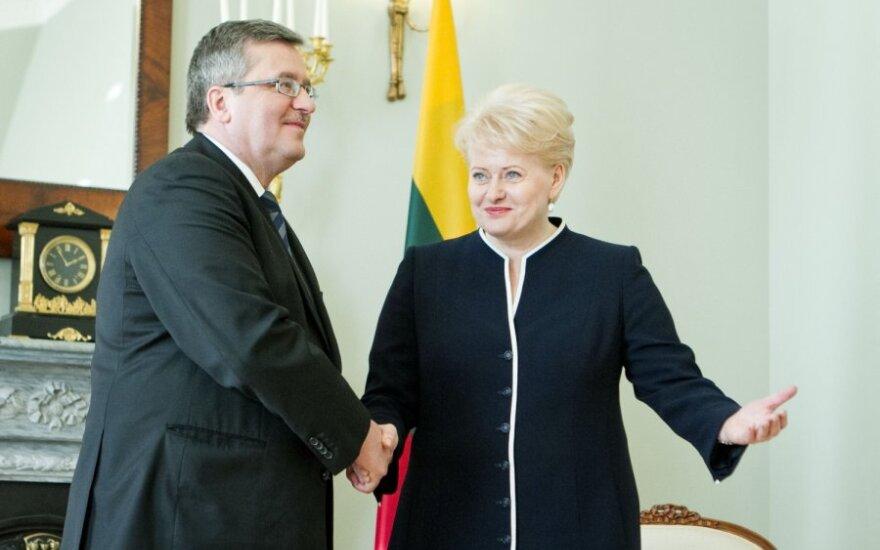 Maciążek: Polityka zagraniczna Komorowskiego. Bilans dwóch lat