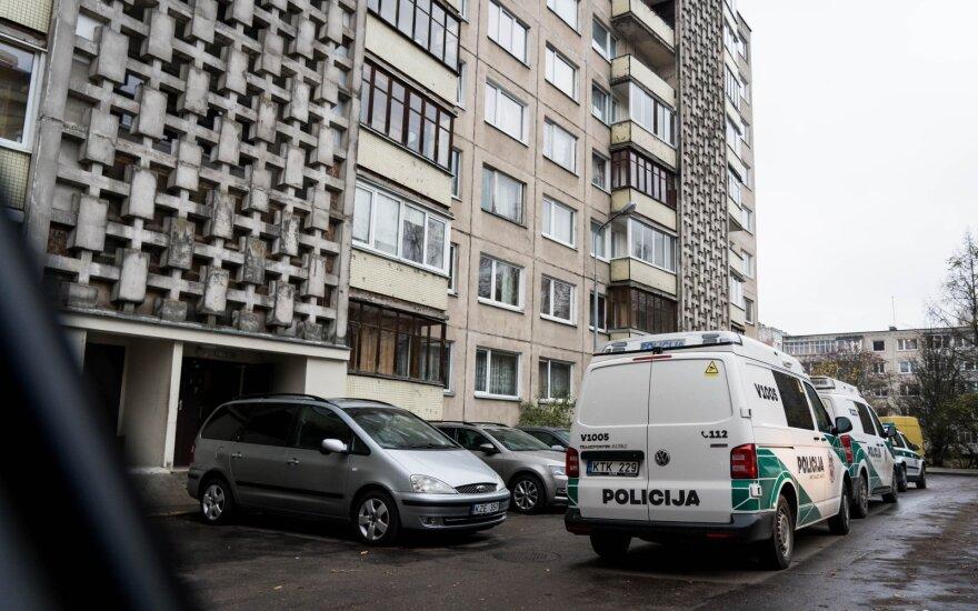 После жестокого убийства женщины в Вильнюсе задержан ее сын