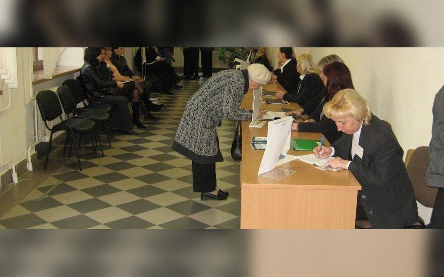 Rinkimai, Baltarusija (K.Avimova)
