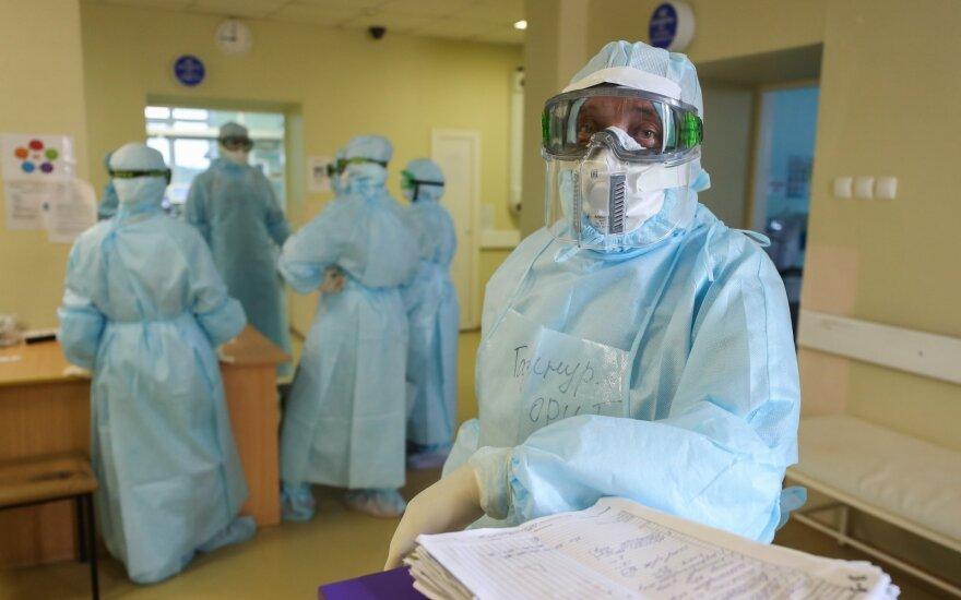 Число заболевших коронавирусом в России приблизилось к 600 тысячам