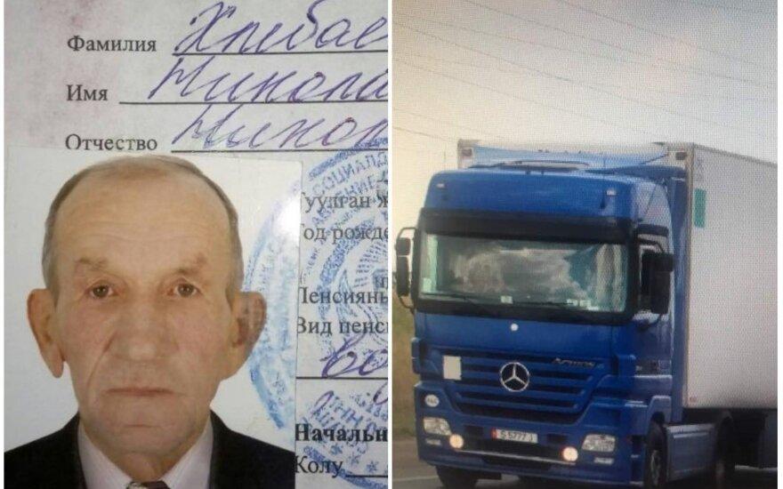 На дороге Каунас-Клайпеда пропал гражданин Киргизии