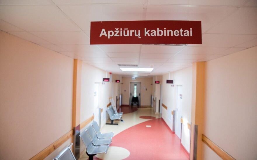 Истории из ночных дежурств литовских врачей: пациент взял в заложники медсестру