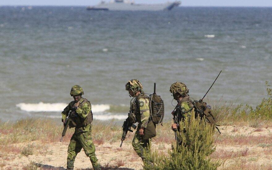 НАТО планирует увеличить численность войск у границ с РФ