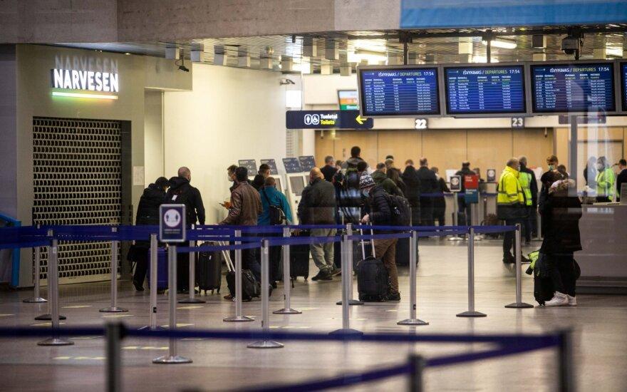 Правительсто примет решение о возобновлении полетов в Осло