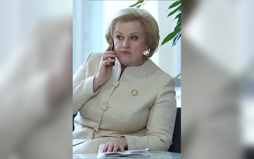 К.Прунскене: история ведьмы из Шатрии партии не повредит