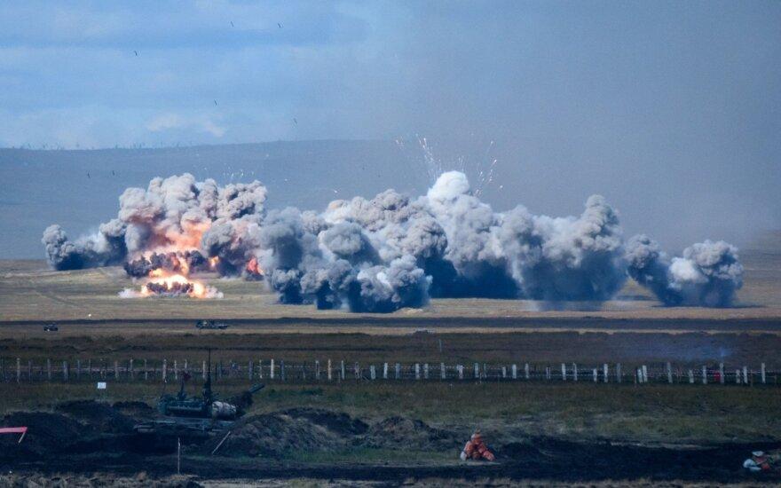 Российский военный эксперт: предупреждение Западу – это только начало, Россия готовит диверсии