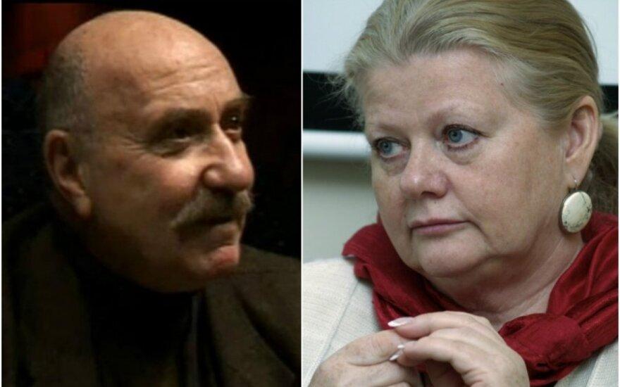 Умер муж актрисы Ирины Муравьевой