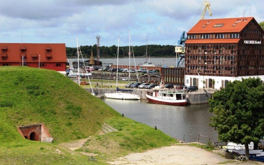 В Клайпеде планируют оборудовать музей старинных судов под открытым небом