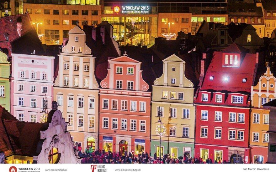 Wrocław – Europejska Stolica Kultury 2016
