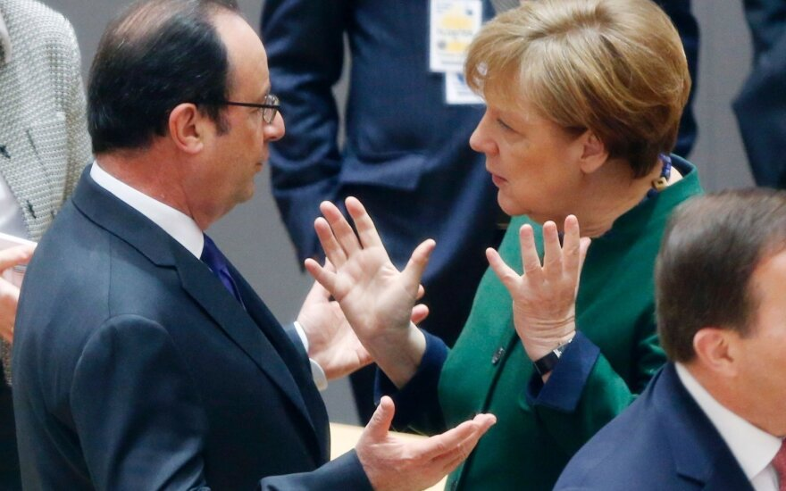 Германия и Франция с пониманием отнеслись к ракетному удару США