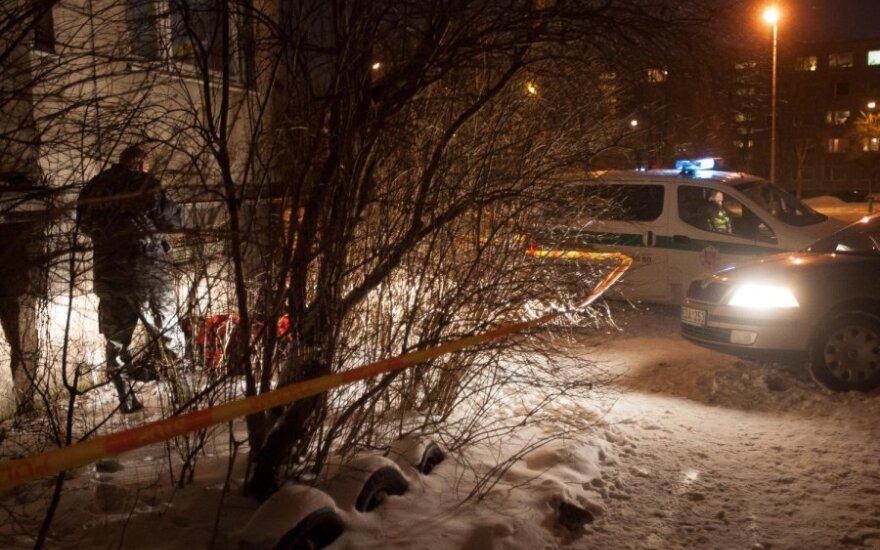 В субботу вечером в Вильнюсе с собой покончил мужчина