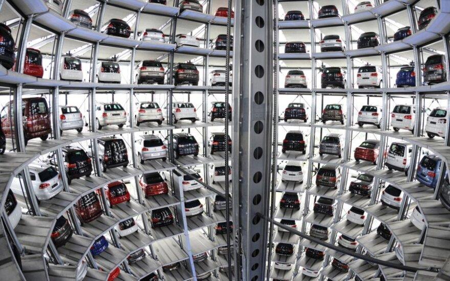 Volkswagen Volfsburgo padalinys