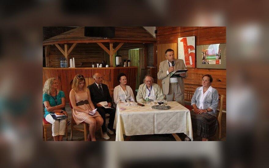 Spotkanie poetów w Mrągowie