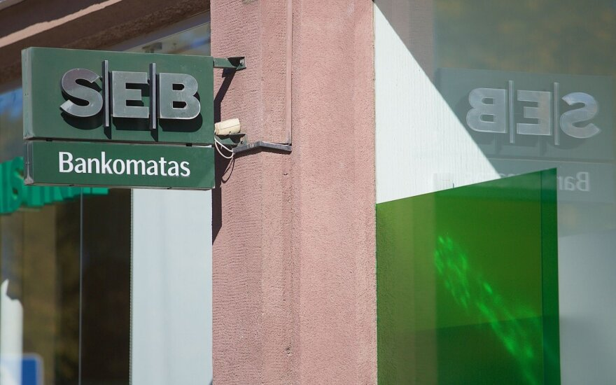 Наблюдались сбои в системе э-банкинга SEB