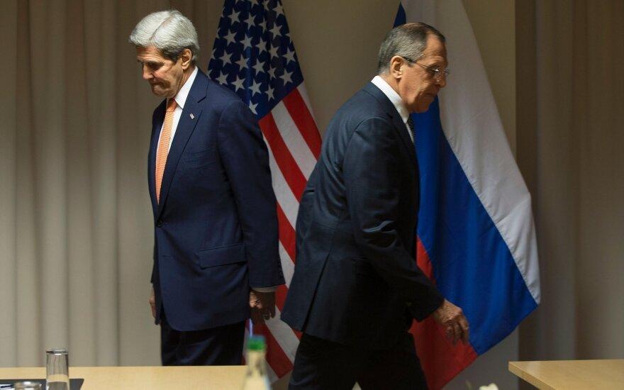 Лавров и Керри не смогли договориться о перемирии в Сирии