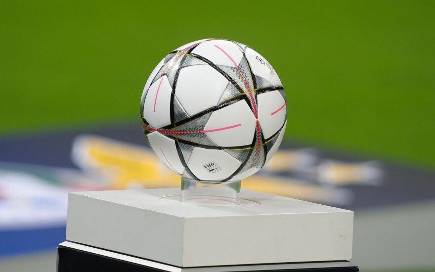 UEFA Čempionų lygos ketvirtfinalio kamuolys