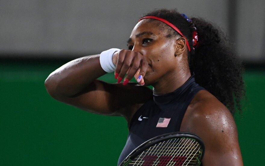Rio2016: Serena Williams – Elina Svitolina