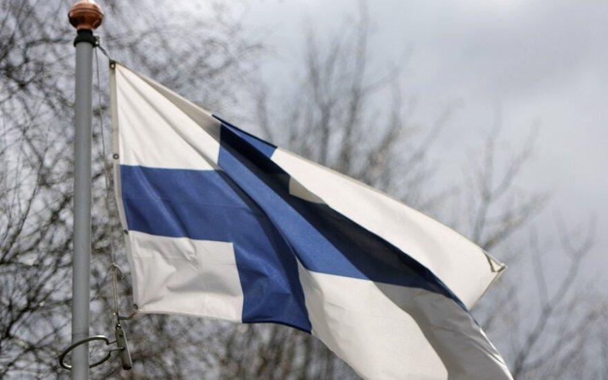 Подростки обокрали Министерство иностранных дел Финляндии
