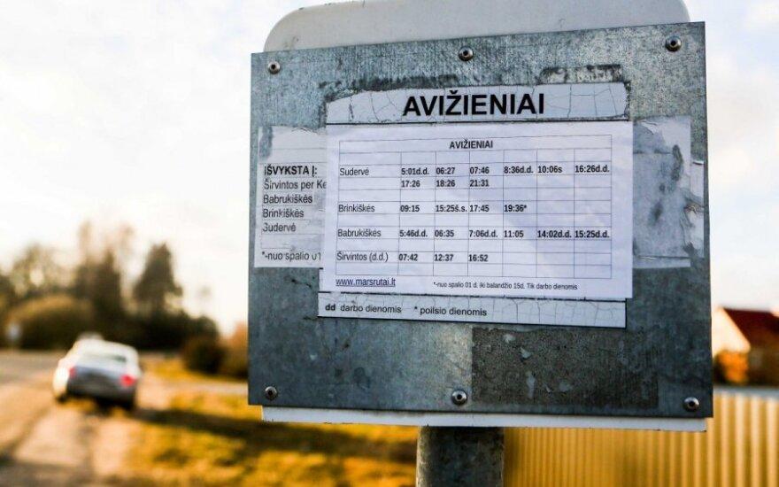 Новоселы Авиженяй обижены на власти Вильнюсского района