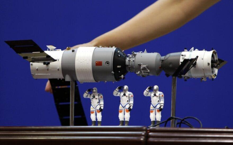 """Shenzhou 9"" modelis"
