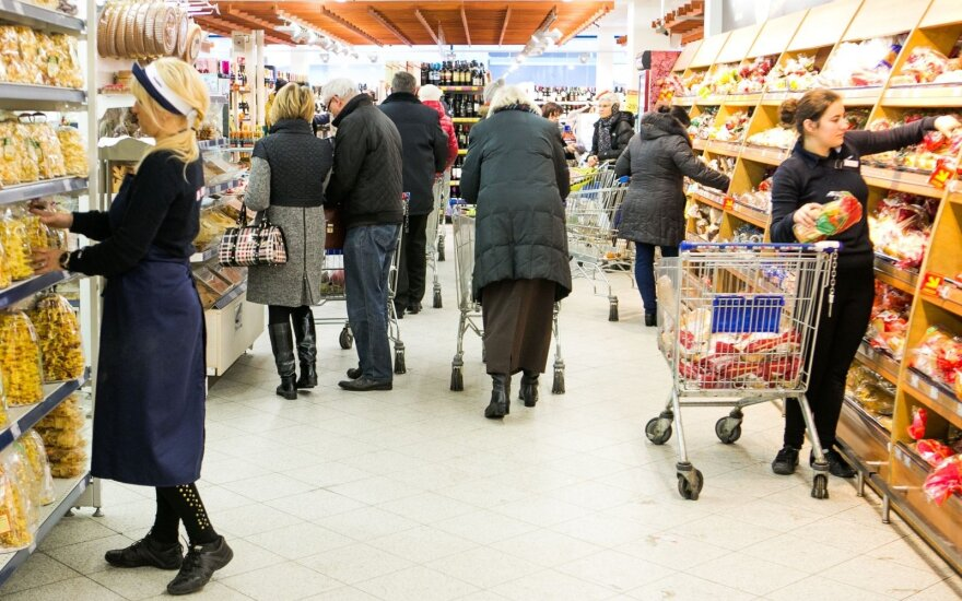 Artykuły spożywcze i napoje niealkoholowe na Litwie jedne z najtańszych w Unii